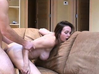 Sweet wife has screaming orgasms