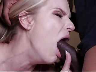 Hot Wife Fucked By Her First BBC