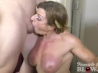 """Ripped nude female bodybuilder porn slut loves cock"""