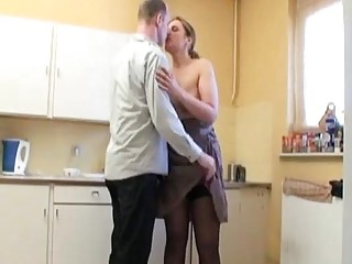 Cheating wife get busted while banging her friend