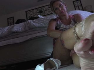 57.  You have a thing for my mature feet