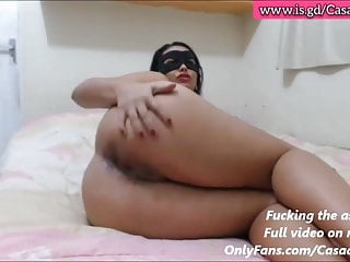 Fucking my ass - full video on my OnlyFans