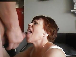 If the dick in the pussy does not climb, then a gentle mouth