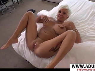 Point of view Mature damsel bang-out