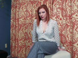 Chick Fyre -Therapy for Your dreams 'Make Me Bi' female dom