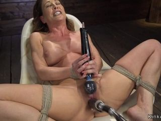Hotness ass mummy I´d Like To shag shags machine solo domination & submission