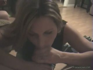 A man shared his sexwife with a friend in homemade video