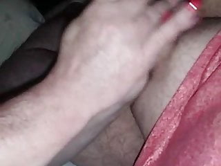 Hairy wife small cock