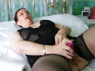fucking my pussy with a dildo