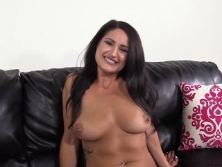 Kimberly - Backroom Casting Couch