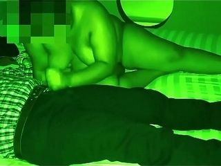 Engraving my wifey to give oral pleasure hookup to another stud (Night Vision)