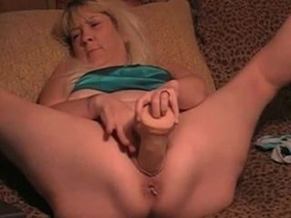 Mother towheaded hair honey wifey takes fat massive fuck stick in her cootchie