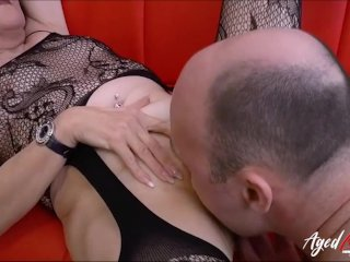 AgedLovE Mature Blowjob and Wet Pussy Licking