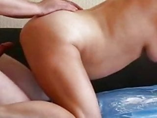 Phat-assed ukrainian mature sexwife gets romped rock-hard