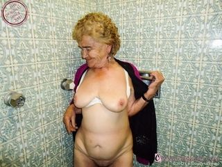 Filthy Home Made Granny Photos for Housewife Lovers