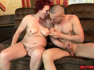 Hot grown-up sexual connection with an increment of cumshot