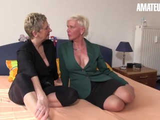 'XXXOmas - Crazy German Matures Intense Group Fucking With Lucky Guy On Camera'