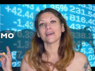 Topless Stock Tips  -- RMO Stock -- Stocks with WildRiena -- Undress Stock Tip -- Ep. 2