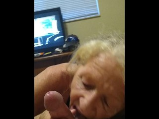 Granny Sucksalot from 25 year old