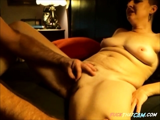 He Jerks become absent-minded Clit She Pinches those Nipples