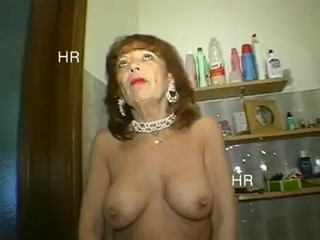 Milf Italian Seduced By Two Young Girl Guys And Shagged