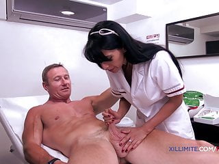 Beautician suck and fuck French MILF