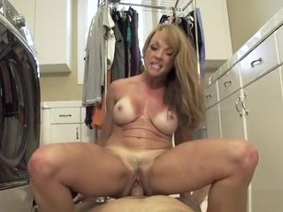 Doll climax romp vid featuring Keiran Lee and Shayla LeVeaux