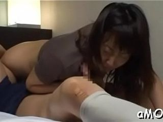 Satisfactory asian milf shakes dramatize expunge billibongs instantly having it away fixed