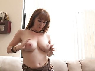 Big cock Milf surprise Home Invasion with Rayveness