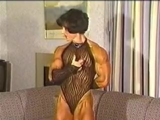 Female Muscle 1