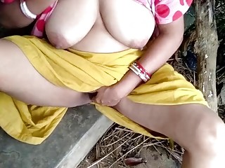 Fucking Mom at Farmhouse, Risky Sex