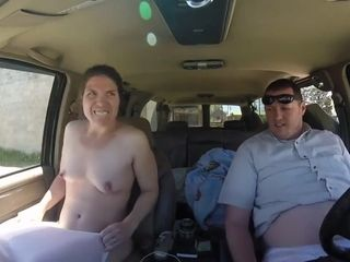 hot car sex with cheating wife after I meet her at fukfast. com