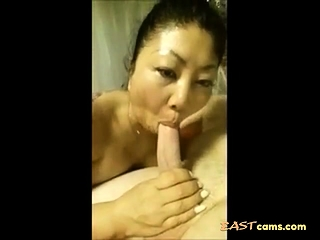 Adult Asian spliced Sucking detect