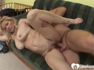 Intercourse With lustful grandmother