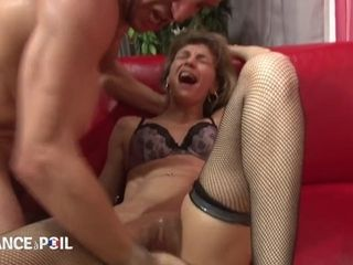 Mommy Has Fist And Foot Threesome Orgy