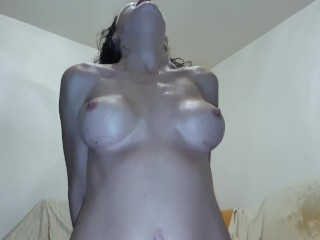 I love how I'm wet my big orgasm squirt pussy Part2