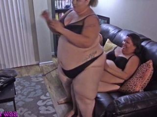 BBW Pleasures Dance Video