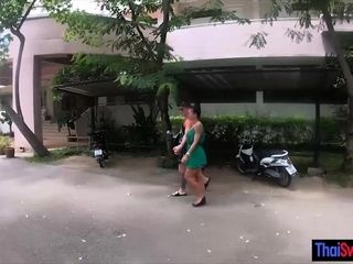 A motorbike tour and a bareback quickie fuck with wifey