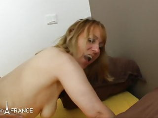 Horny mother wakes up son for anal sex