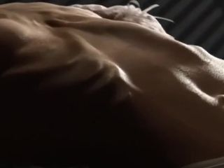 VERY HOT SHAVED BOLD ANOREXIA MILF SMOKING AND FUCKING HOT