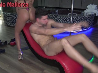 Super Hot Mexican Escort Gets Fucked By Spanish Pornstar Antonio Mallorca