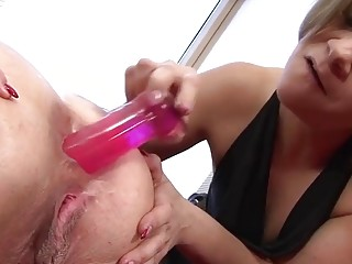 Sexy Older Mom, Orgy Special