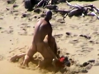 Micro Bikini Thong big Ass Milf beach Voyeur HD