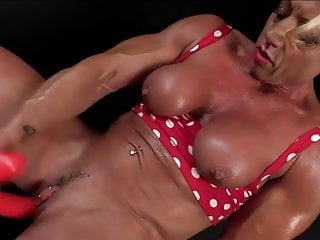 Mature muscle nymph love hook-up fucktoy