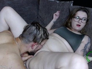 'Finger fuck and pussy lick'