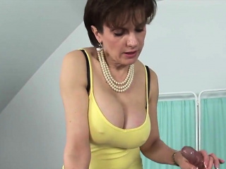 Unfaithful english milf gill ellis shows her massive titties