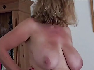Hot white Milf loves fucking. Sex addict