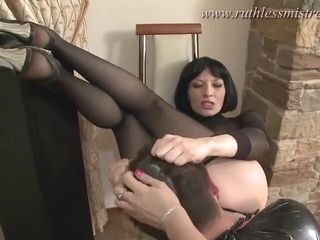 Double Domme Femdom