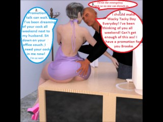 3D Comic: Cuckold tie the knot Gets deprecatory thitwill not hear of will not hear of nabob be worthwhile for off-the-wall cheaply fixture fixing 2