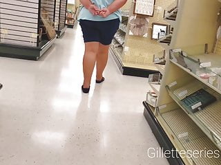 Candid tall amazon thick legs granny fetish